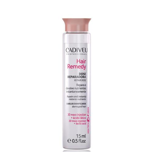 Cadiveu Dose Reparadora Hair Remedy Repair Dose Hydration Ampoule 15ml/0.50fl.oz
