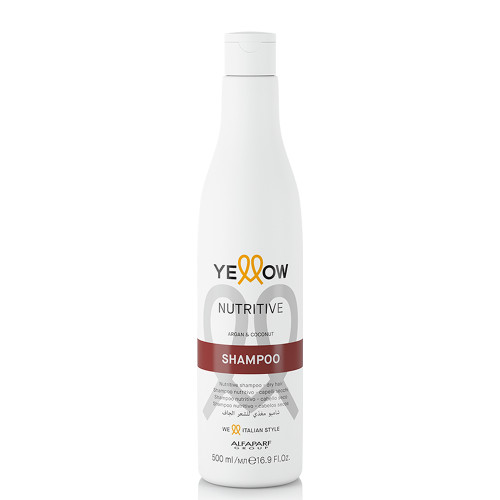 Alfaparf Yellow Nutritive Dry Hair Shampoo 500ml/16.90fl.oz