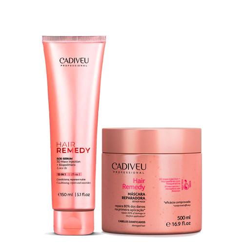 Cadiveu Hair Remedy Kit 2 Products