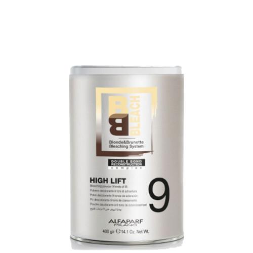 Alfaparf Bleaching Powder BB Bleach Easy Lift 9 Tons 400g / 14.10fl.oz