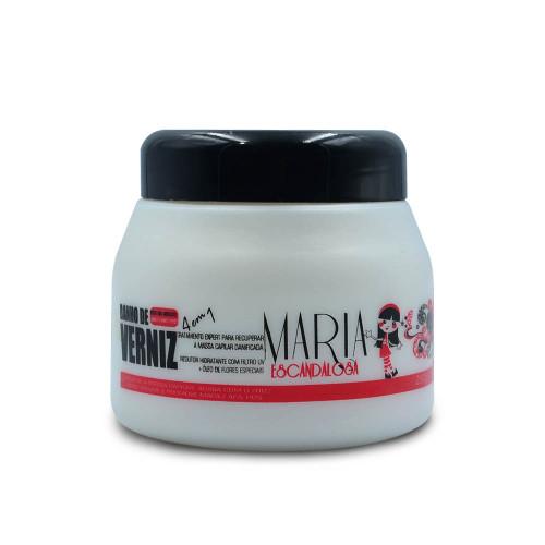 Maria Escandalosa Banho Verniz Hydrating Mask Varnish Bath 250g/8.81fl.oz