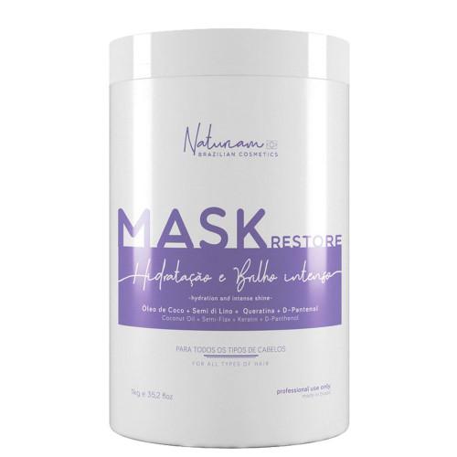 Naturiam Restore Hydrating and Brightening Mask 1kg/35.2fl.oz
