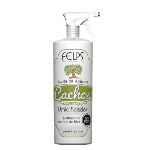 Felps Curls Avocado Olive Oil Humidifier No Poo 2ABC - 4ABC 500ml/16.9fl.oz