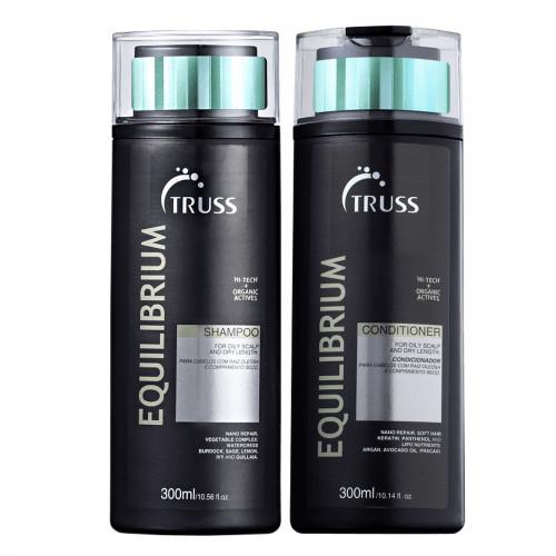 Truss Kit Sampoo and Conditioner Equilibrium Duo