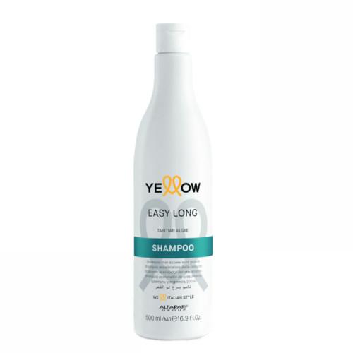 Alfaparf Yellow Easy Long Shampoo With Tahitian Algae 500ml/16.9fl.oz