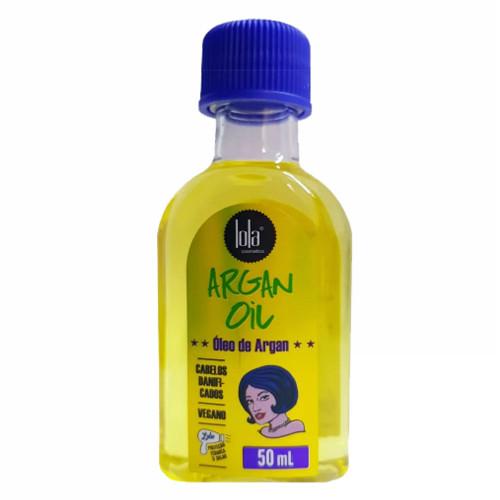 Lola Cosmetics Vegan Argan Oil 50ml/1.69fl.oz