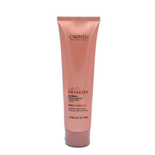 Cadiveu Leave-in Hair Remedy SOS Serum 15 in 1 Repair Nourishes Hair Care 150ml/5.1fl.oz