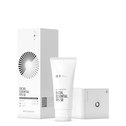Beyoung Facial Essential FPS 50 Sunscreen Skin Collection 35ml/1.18fl.oz