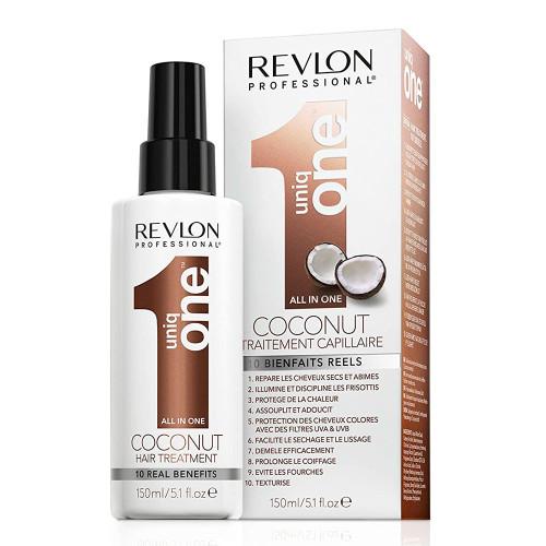 Revlon Professional Uniq One Coconut Hair Treatment Spray Mask 150ml/5.1fl.oz