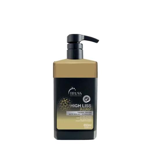 Truss High Liss Blond Thermal Sealing 650ml/21,97fl.oz