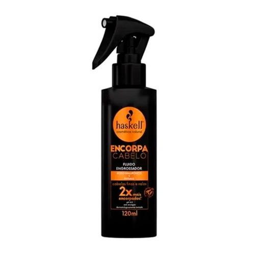 Haskell Thickening Fluid Hair Encorpa Cabelo Restructuring Spray Fluído Engrossador 120ml/4.05fl.oz