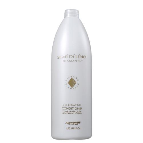Alfaparf Semí Dí Líno Diamante Illuminating Conditioner Hair Care 1L/ 33.81fl.oz