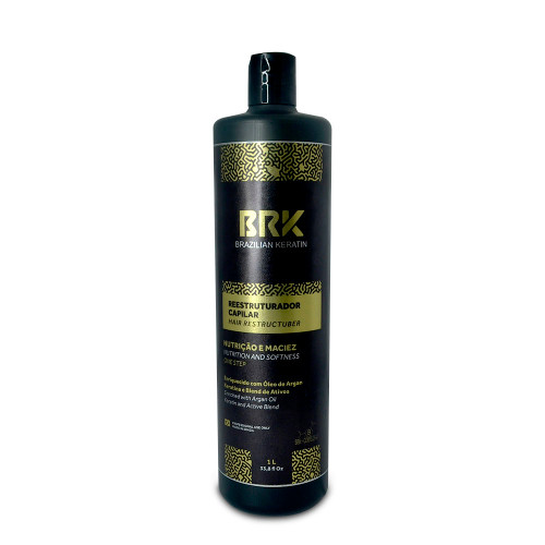 BRK Hair Treatment Progressive Restructuring for Straight and Hydrated Hair 1L/33.8fl.oz