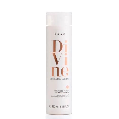 Braé Divine Absolute Smooth & Shiny Anti Frizz Shampoo 250ml/8.45 fl.oz