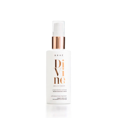Braé Hair Care Divine Liquid Hair Mask Absolutely Smooth Frizz Fighter and Nourisher 60ml/2.02 fl.oz