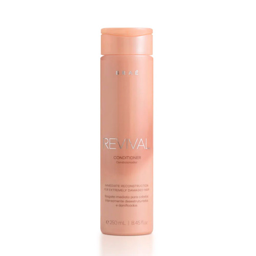 Braé Revival Instant Treatment Rebuilder Conditioner For Damaged and Unstructured Hair 250ml/8.45 fl.oz