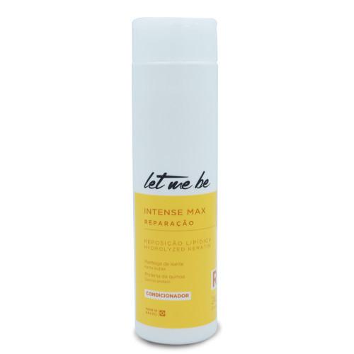 Let Me Be Conditioner Intense Max Repair Manteiga Karite Lipid Replenishment 240ml/8.11fl.oz