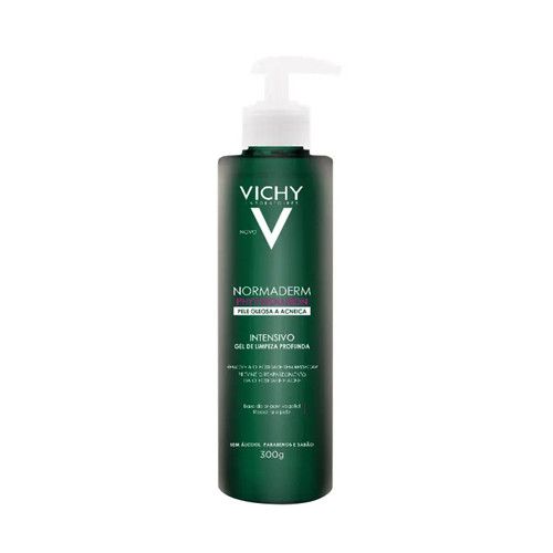 Vichy Normaderm Intensive Phytosolution Deep Cleansing Gel Oily and Acneic Skin 300g / 10.14 fl.oz