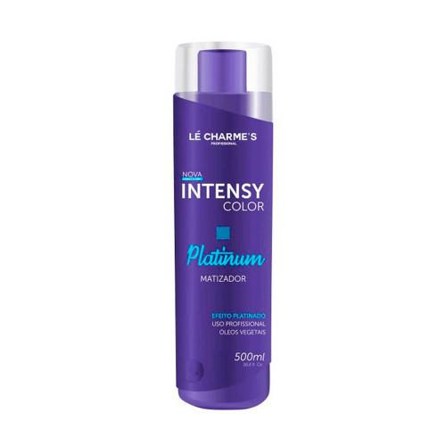 Le Charmes Intensy Color Platinum Vegetable Oils Hair Care Professional 500ml/16.90 fl.oz