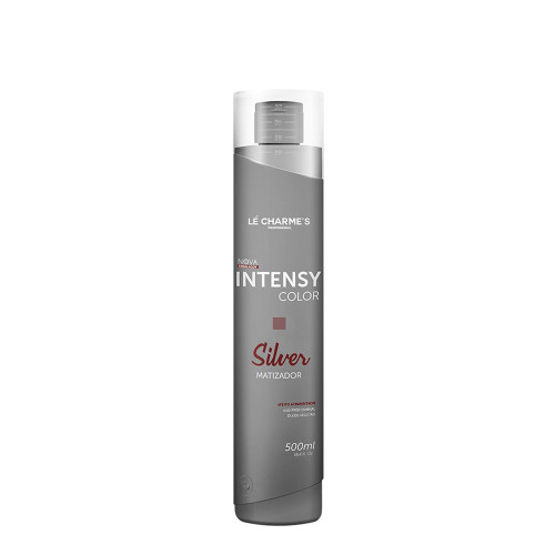 Lé Charmes Intensy Color Professional Silver Tinting Mask Hair Care 500ml/16.90 fl.oz