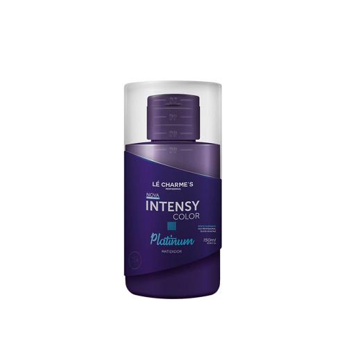 Lé Charmes Professional Hair Care Intensy Color Platinum Vegetable Oils Matizer 150ml/5.07 fl.oz