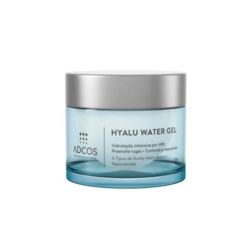 Adcos Hyalu Water Facial Moisturizer Fills Wrinkles Controls Oiliness Gel Skin Care 50g/1.69 oz