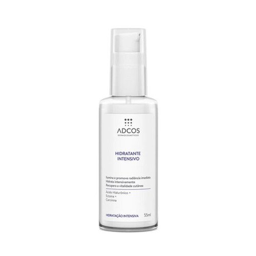 Adcos Skin Care Glow Effect Concentrate Intensive Moisturizer Facial Collagen Stimulating Skin Care 55ml/1.85 fl.oz