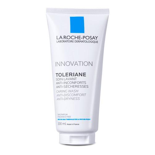 La Roche-Posay Innovation Toleriane Clean Creme Limpeza Facial Todos os Tipos Pele 200ml/6.76 fl.oz