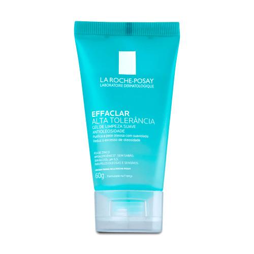 La Roche-Posay Effaclar High Tolerance Anti-Oily Facial Cleansing Gel Antioleosidade 60g/2.11 oz