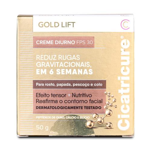Cicatricure Gold Lift Day Cream FPS 30 Anti-Aging Creme Anti-idade 50g/1.76 oz