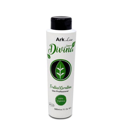 Ark Line Always Divine Professional Organic Smoothing pH 2.0 Reduces Porosity and Volume 500ml/16.90 fl.oz