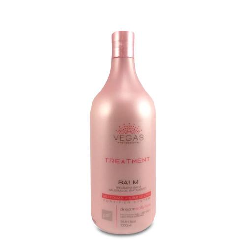 Vegas Professional Treatment Balm Treats Dry Damaged Hair 1L/35.2 fl.oz