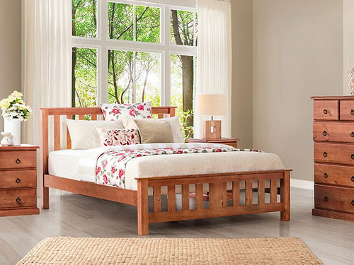 Carrington King Single Bed