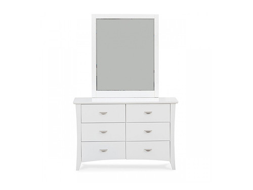 Clovelly Dressing Table in White
