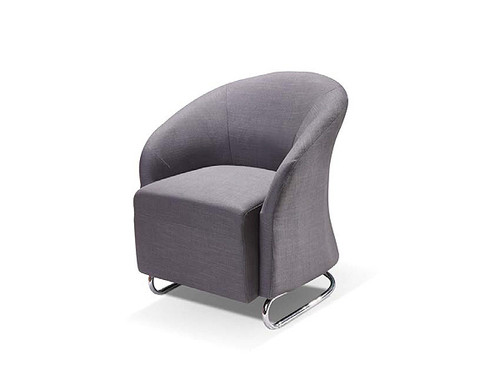 Studio Accent Chair Charcoal