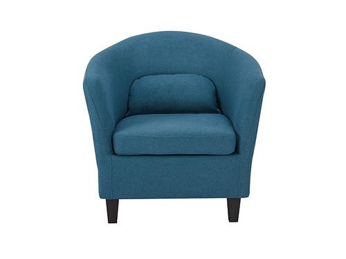 Beni Tub Chair Blue