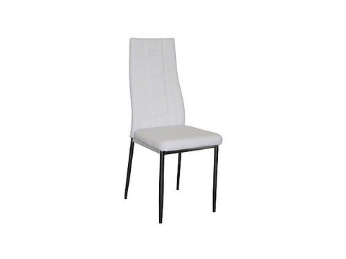 Narellan PU Dining Chair in White