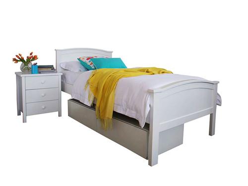 Stella Panel Single Bed