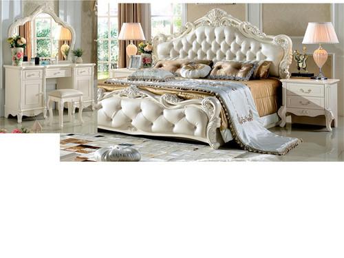 Viverra Queen Bed