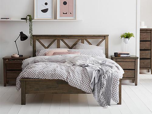 Beachcomber King Bed