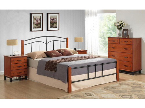 York Double Bed