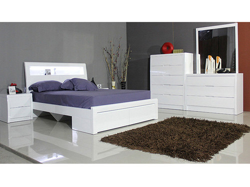Hamilton Double Bed with Storage Drawers
