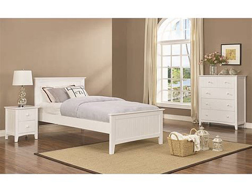 Coral Double Bed