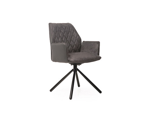Palm Eco Leather Dining Chair