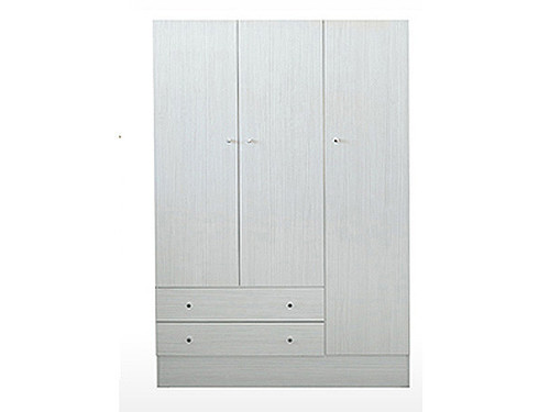 Combination Robe with 2 Drawers