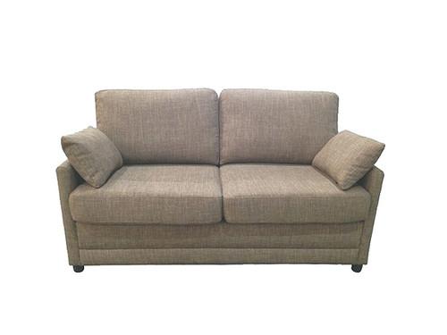 Softee Sofa Bed Oatmeal