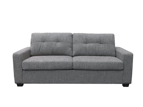 Hunter Double Sofa Bed in Pepper
