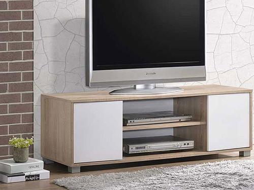 Seneca TV Unit 120cm Natural/White
