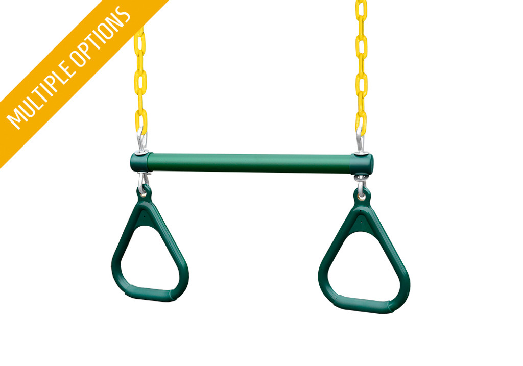 17 Trapeze Bar And Other Swing Set Accessories At Gorillaplaysets Com