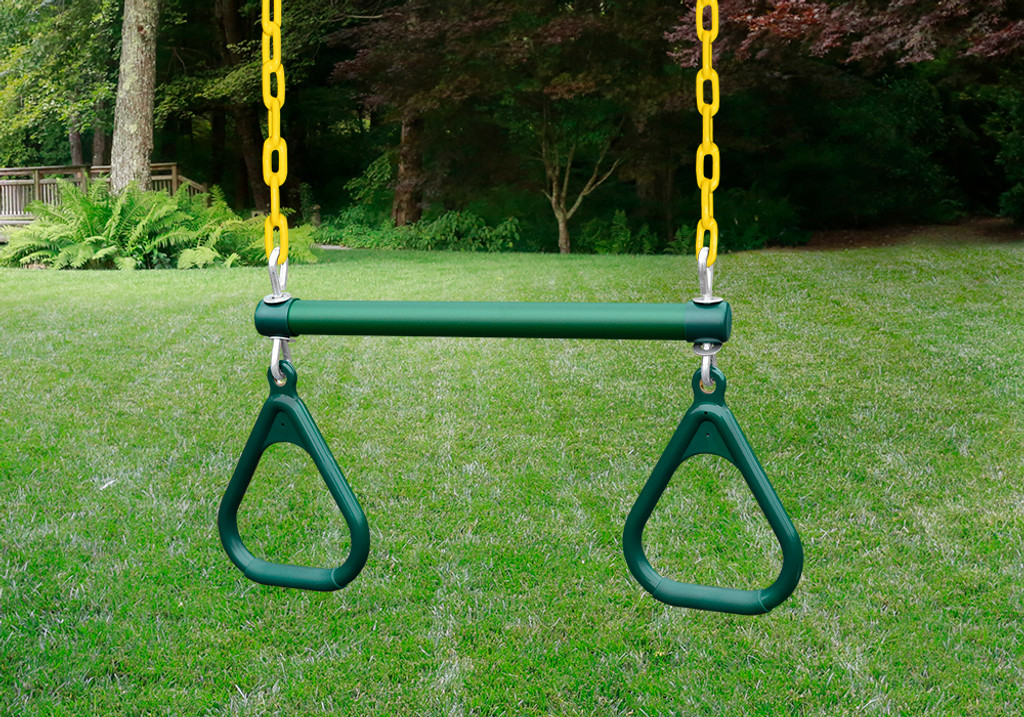 Sun Climber Extreme Swingset Accessories For Wooden Playsets